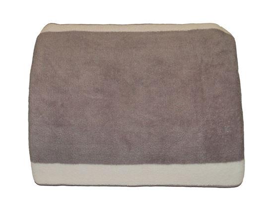 Picture of Cobertor Micro Fibra 220x240 Cinza