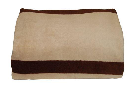 Picture of Cobertor Micro Fibra 160x240 Beje