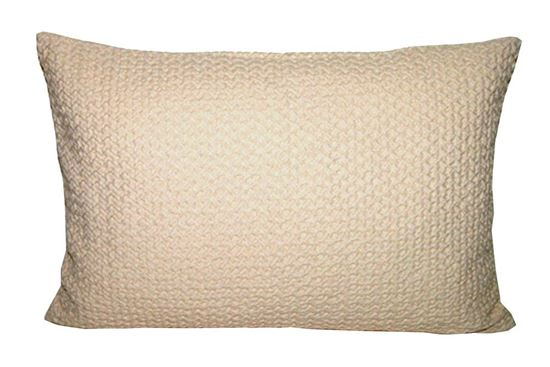 Picture of Almofada Sophie 50x70 Natural Alg.