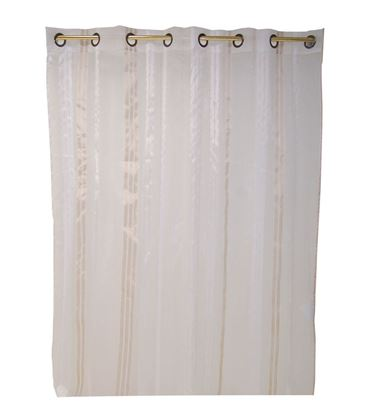 Picture of Par Cortinas 140x250 Natural/ Bege