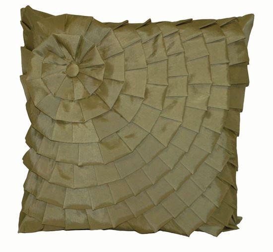 Picture of Par Almofadas 45x45 Verde Esmeralda