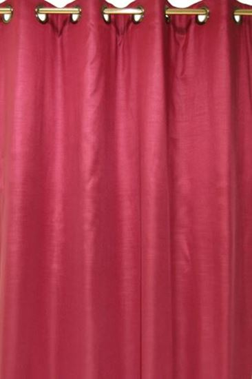 Picture of Par Cortinas 140x250 Rosa Velho