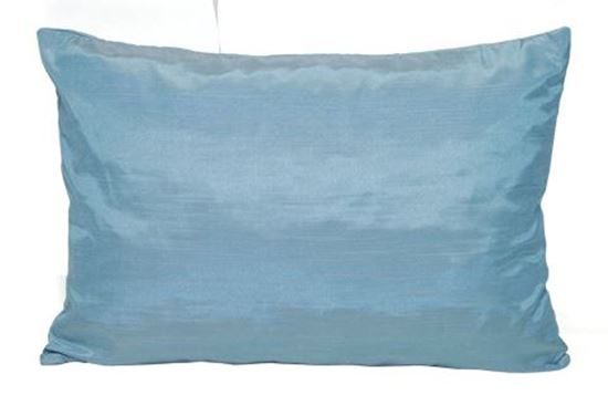 Picture of Par Almofadas 35x50 Azul Mineral