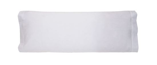 Picture of Travesseiro 45x150 Branco Alg. Percal