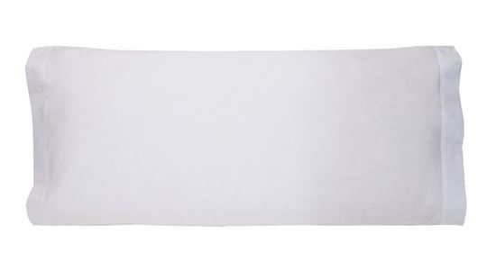Picture of Travesseiro 45x90 Branco Alg. Percal