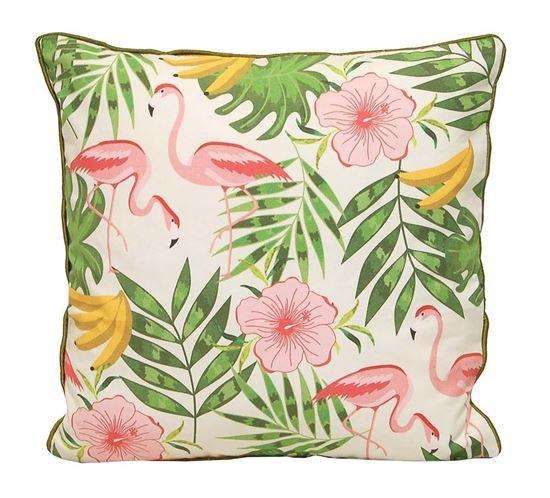 Picture of Par Almofadas 45x45 Flamingos