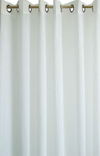 Picture of Par Cortinas 140x250 Branco