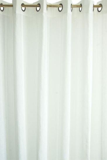 Picture of Par Cortinas 200x250 Branco