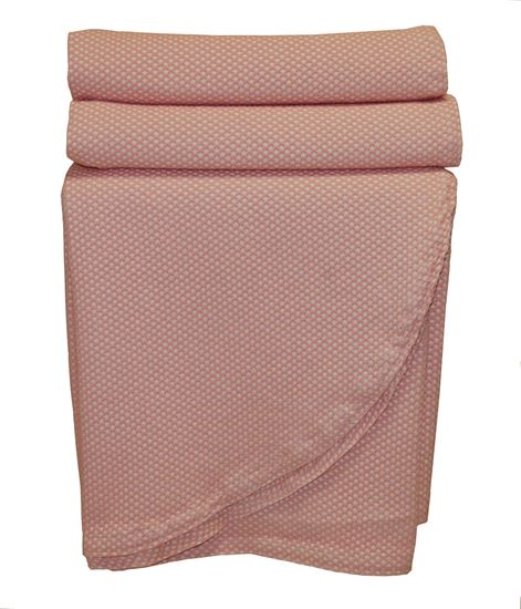 Picture of Colcha Pisa 180x270 Rosa Stonewashed