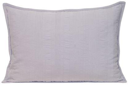 Picture of Almofada LINES 50x70 Cinza Alg. Stone wash