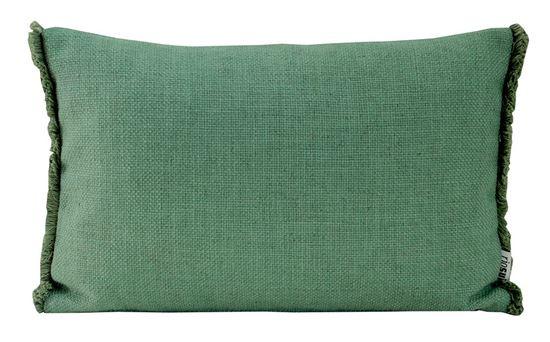 Picture of Par Almofadas 35x50 Verde c/ Franja